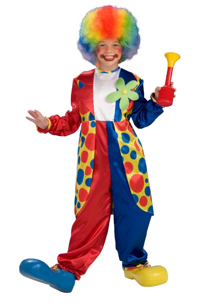 This Halloween, you can be the main attraction with one of our circus costumes! Enjoy the playfulness and excitement of the circus in one of these amazing costumes. They're perfect for making a colorful statement at your next costume party or school carnival.