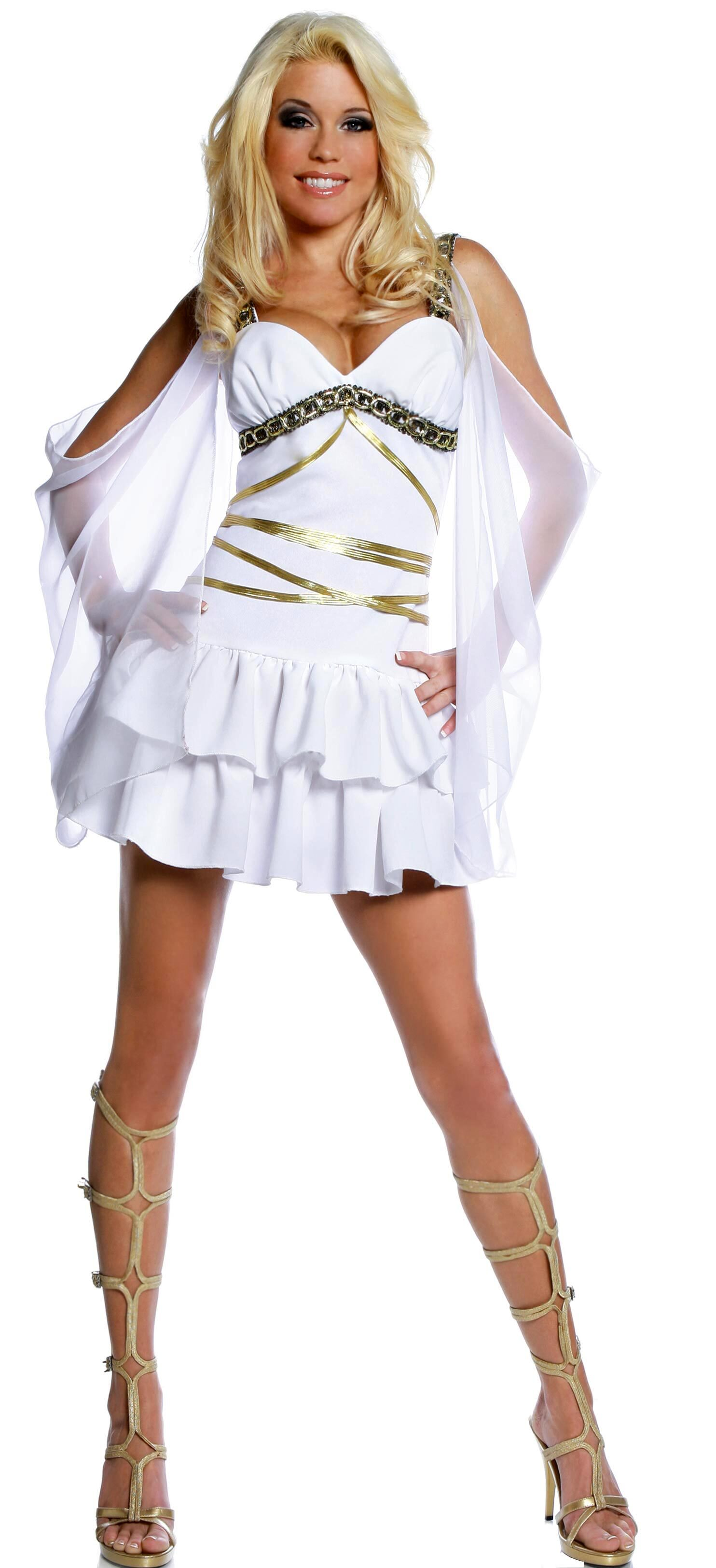 Womens Aphrodite Sexy Greek Goddess Costume - Mr. Costumes b3f87de739