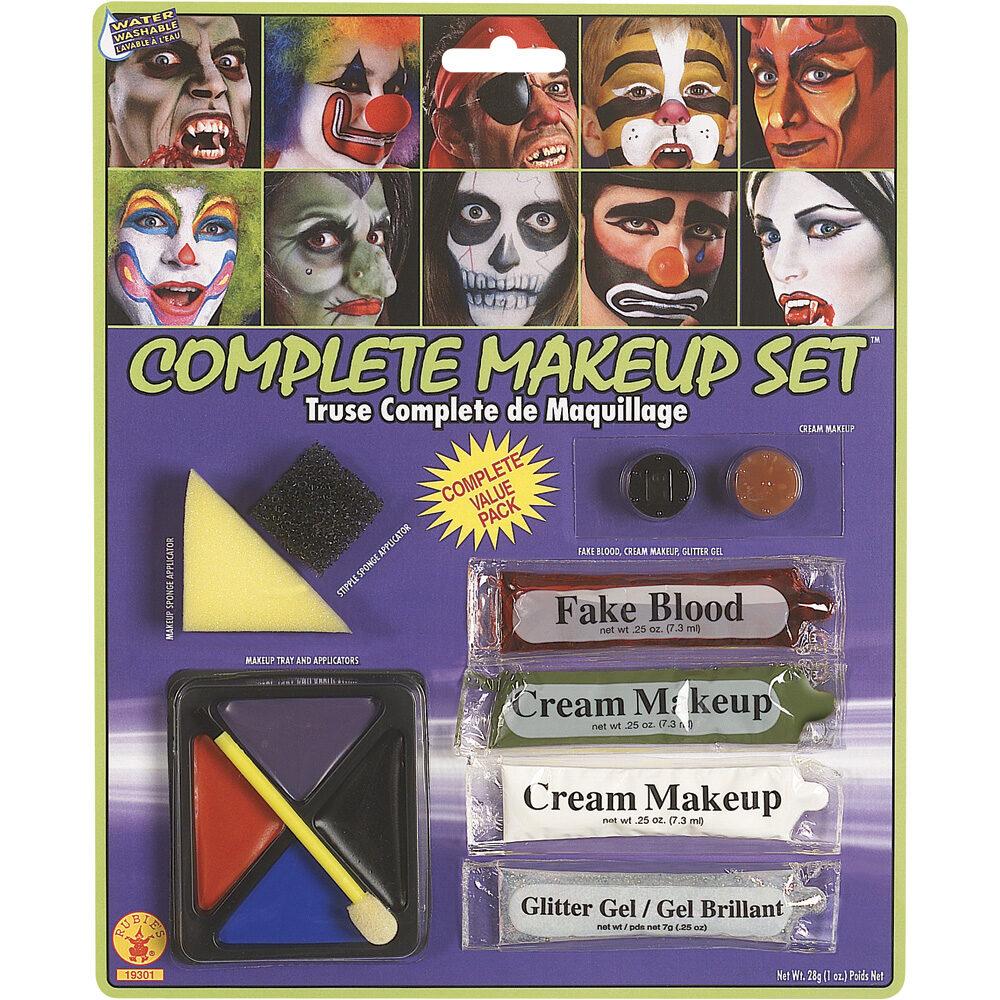 Complete Makeup Kit - Mr. Costumes