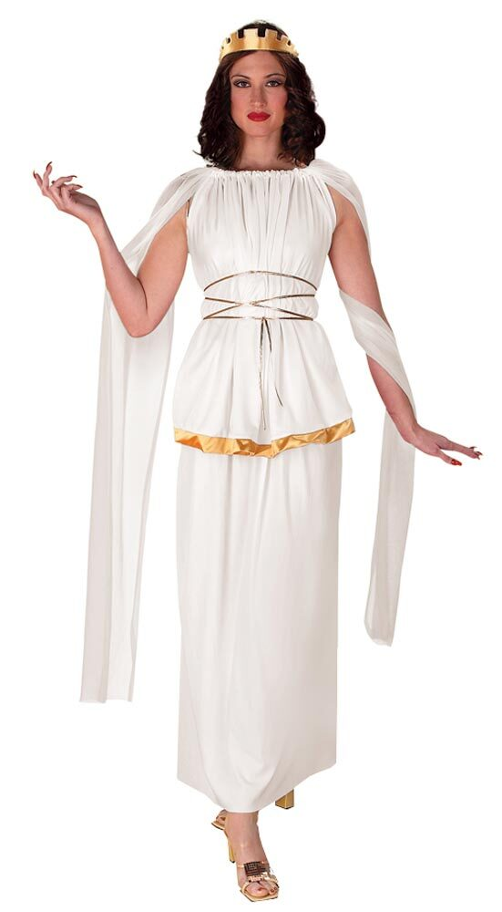 Womens Athena Adult Greek Goddess Costume - Mr. Costumes
