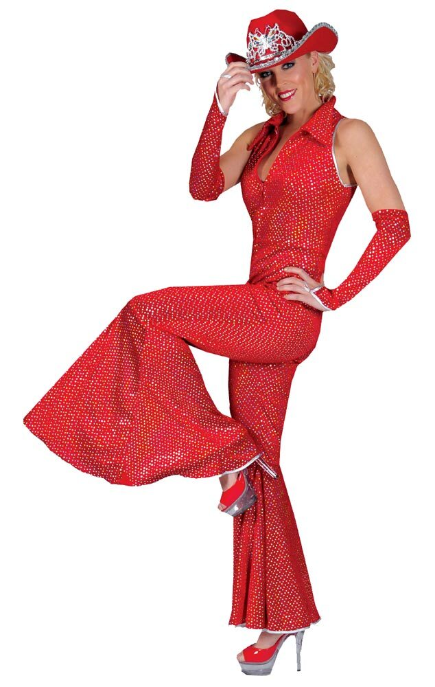 Boogie Dancin/' Babe Costume