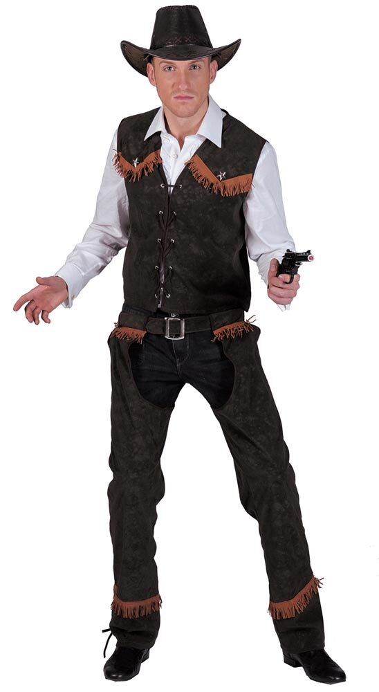 Adult Western Cowhand Cowboy Costume - Mr. Costumes