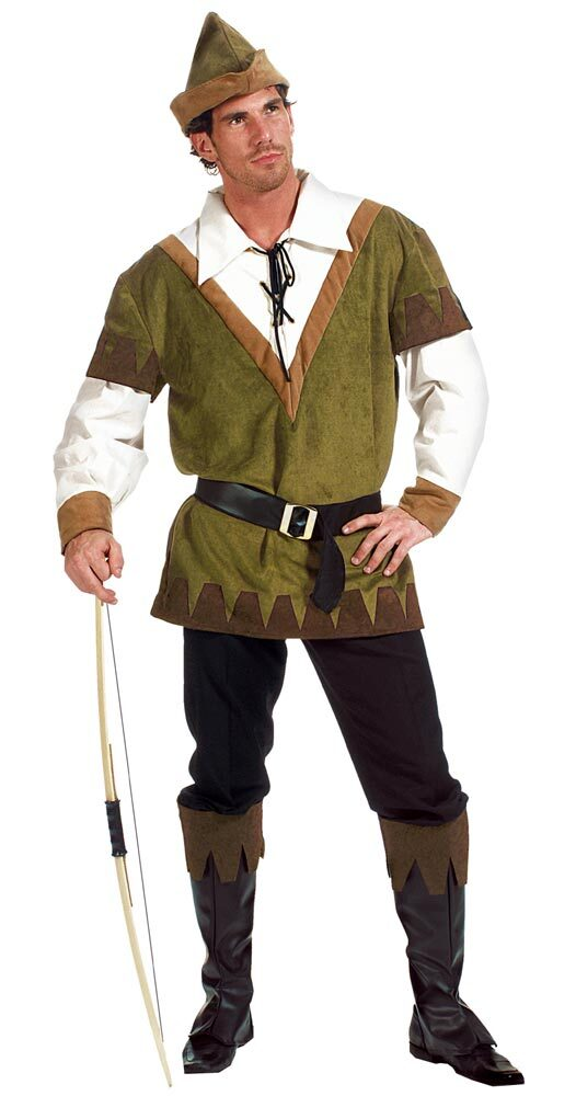 Robin Hood Adult Mens Costume
