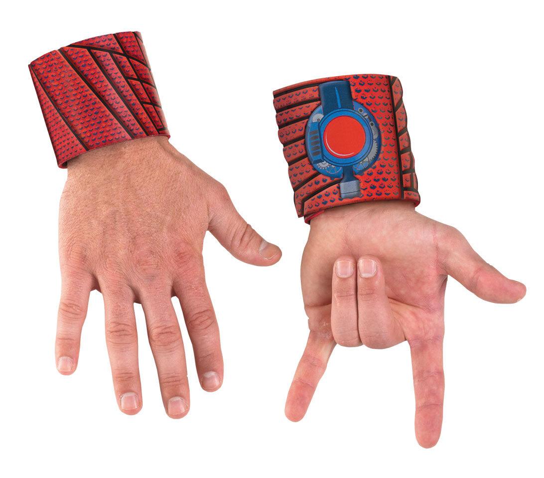 Как сделать шутер человека паука своими руками7