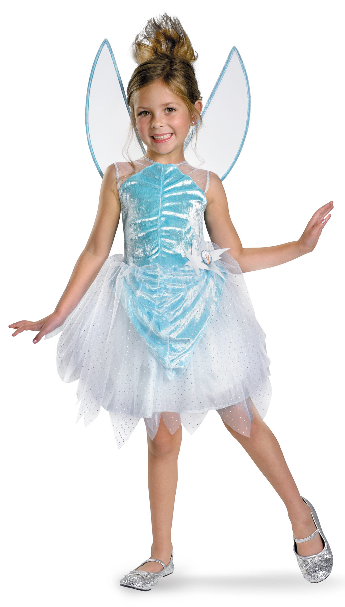 sc 1 st  Mr. Costumes & Periwinkle Secret of the Wings Fairy Kids Costume - Mr. Costumes