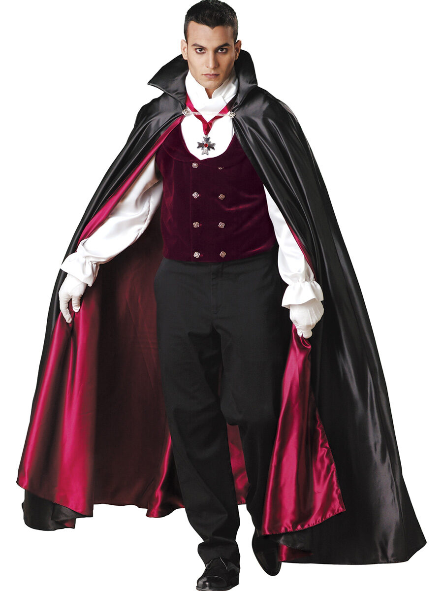 creative vampire outfits male