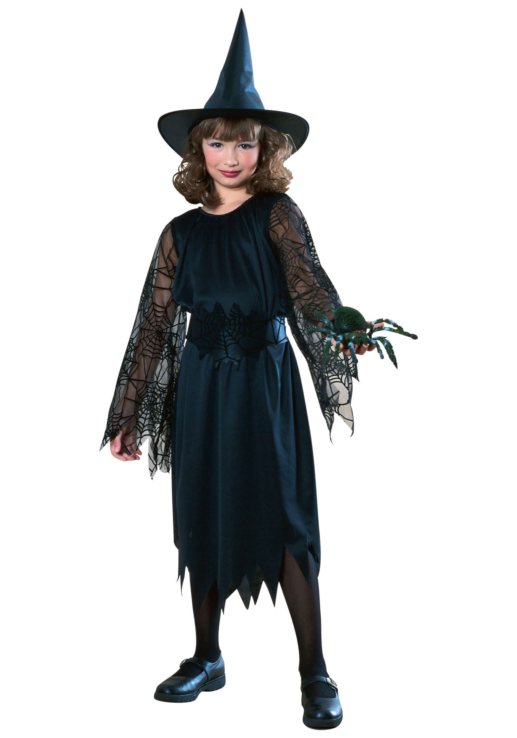 spider witch kids costume mr costumes - Spider Witch Halloween Costume