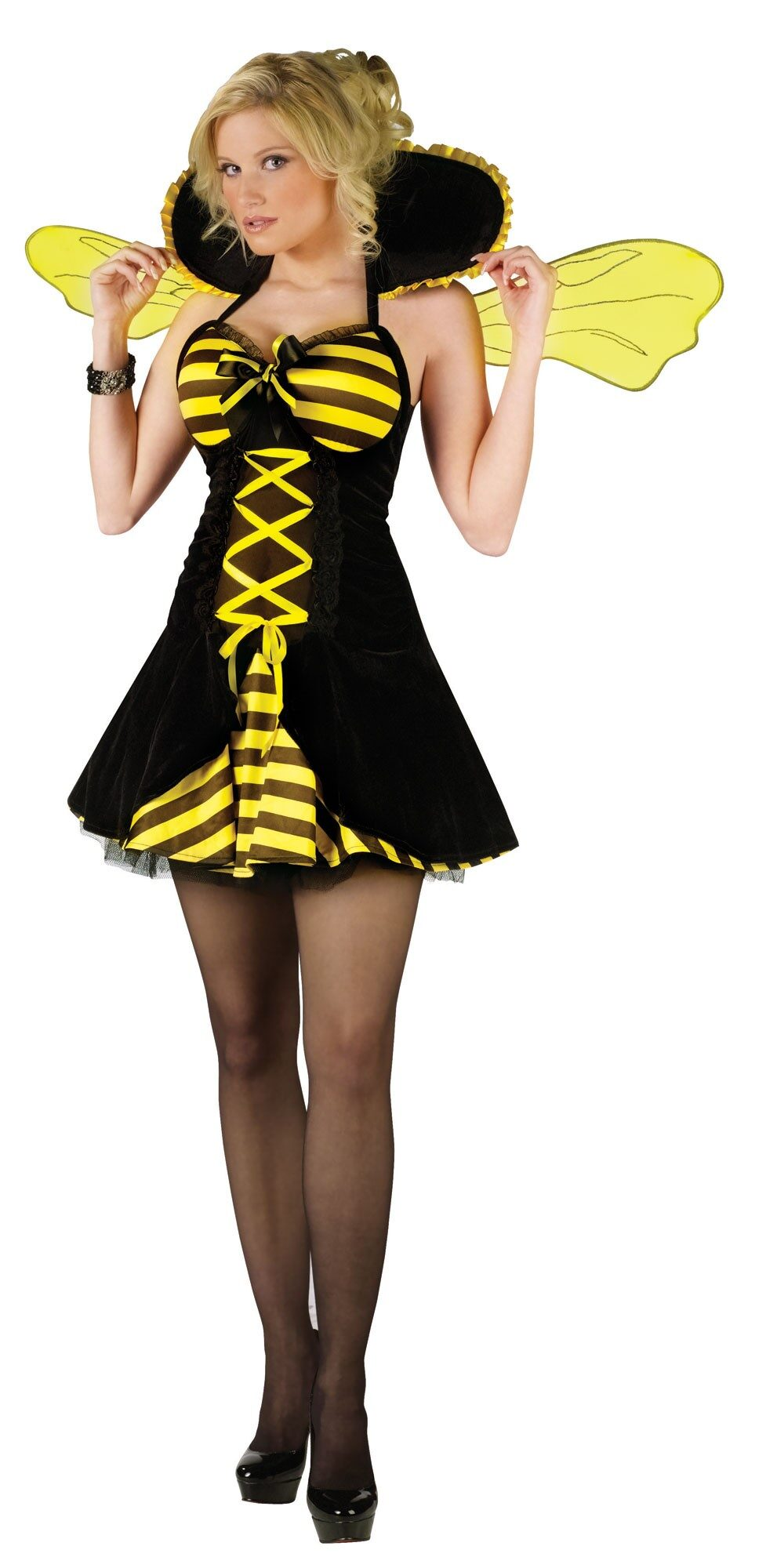 Honey bee halloween adult costume think, that