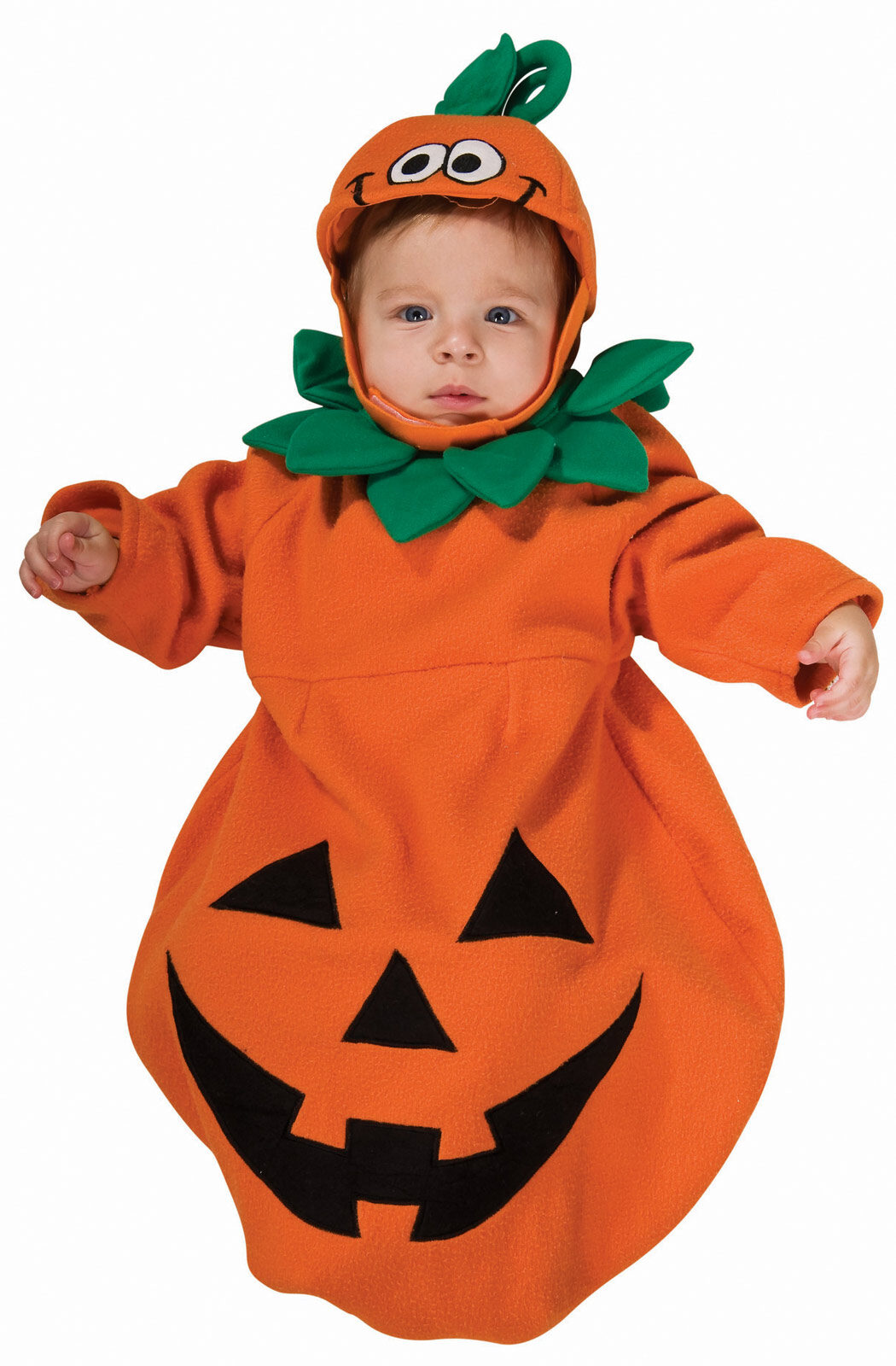 baby bunting infant pumpkin costume - mr. costumes