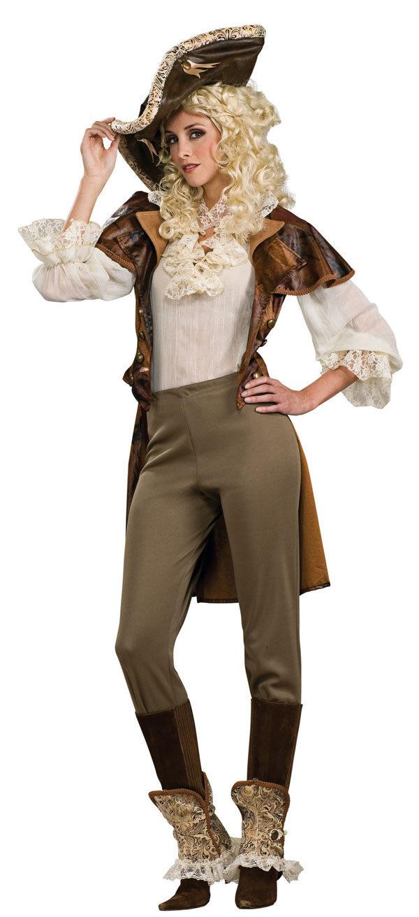 sc 1 st  Mr. Costumes & Ladies Airship Pirate Costume - Mr. Costumes