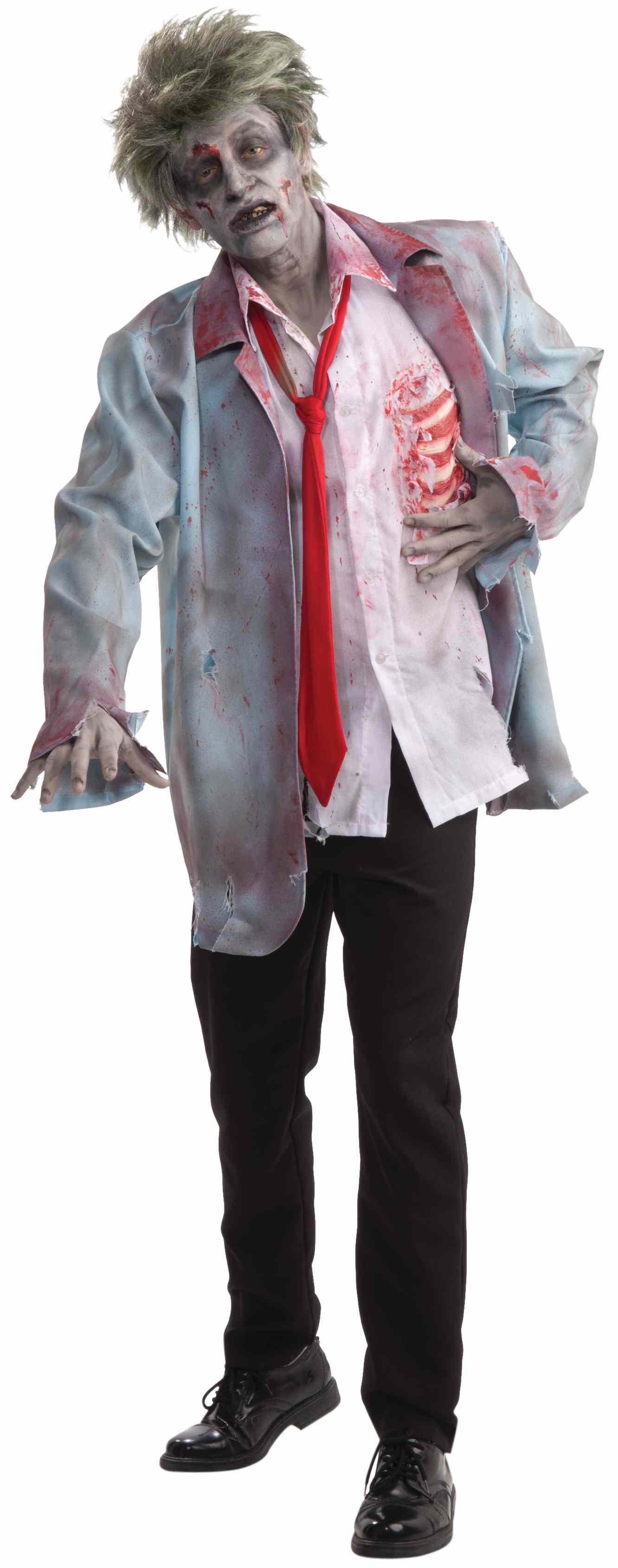 Zombie Dead Man Adult Costume - Mr. Costumes