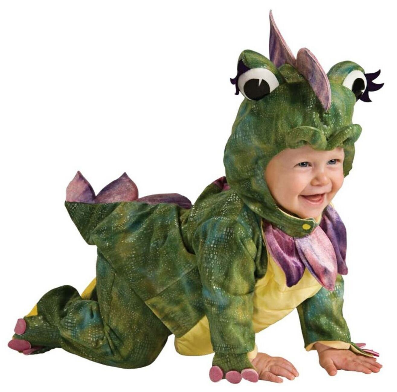 magical dragon baby costume - mr. costumes