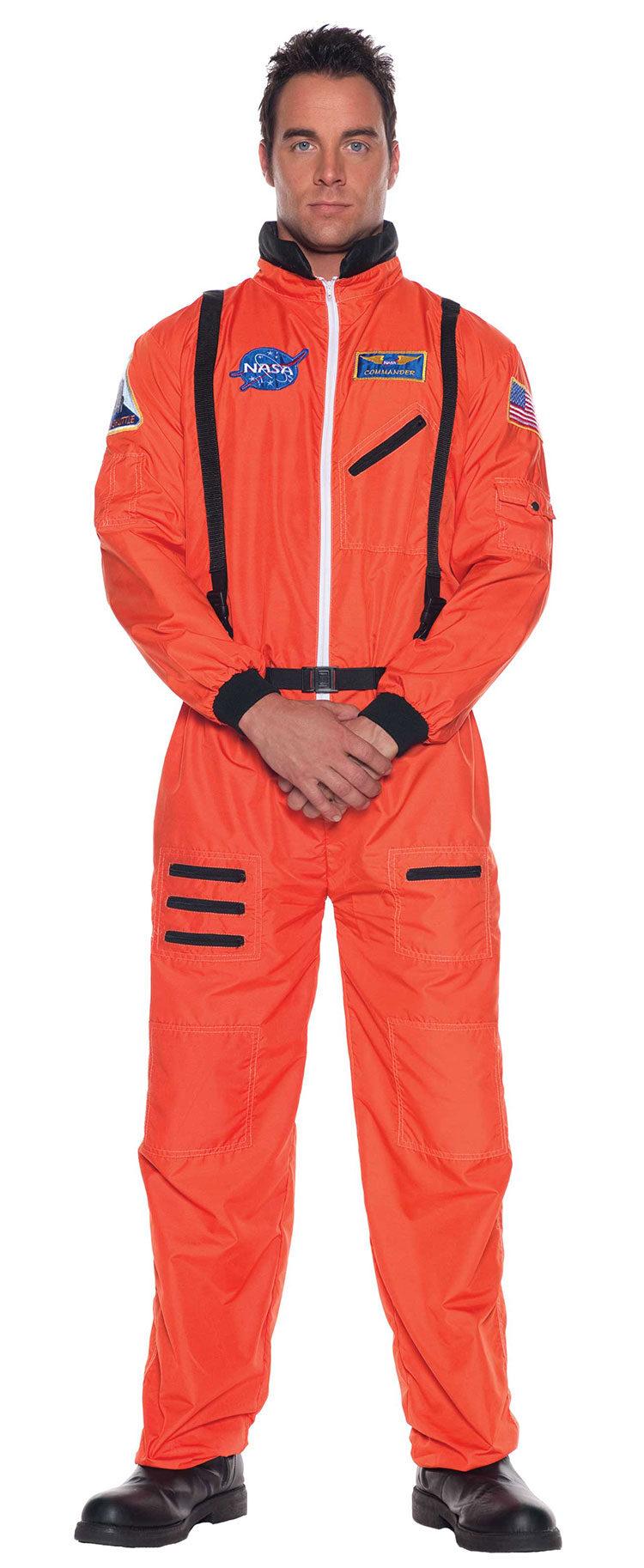 Adult Mens Astronaut Costume - Mr. Costumes