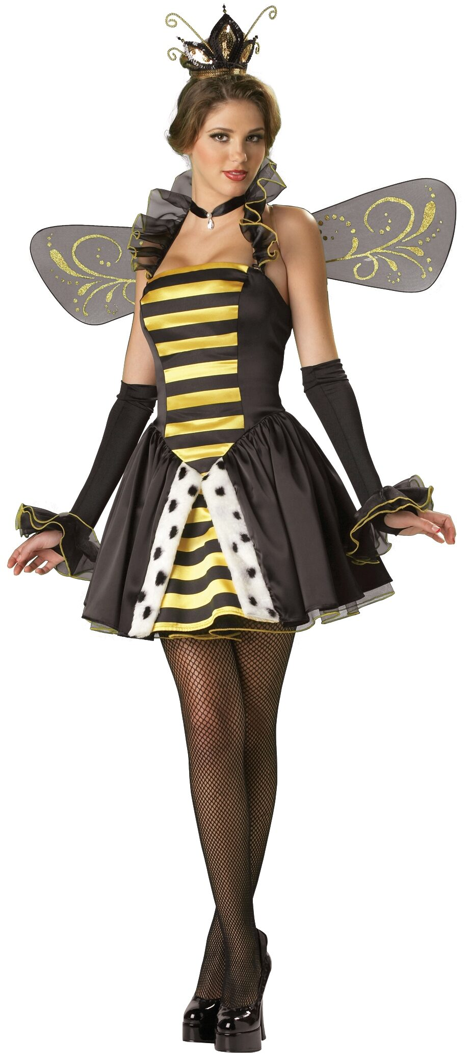 Queen Miss Bee Have Adult Bumble Costume Costumes