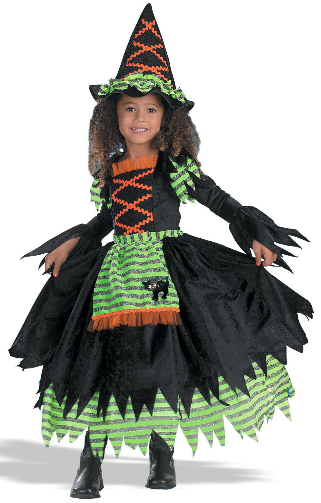 Toddler Witch Costume - Mr. Costumes