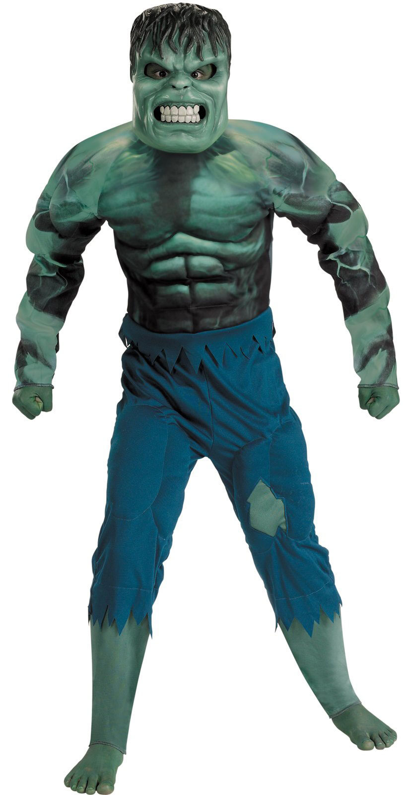 Hulk Muscle Chest Deluxe Kids Costume Mr Costumes  sc 1 st  Meningrey & Hulk Kid Costume - Meningrey