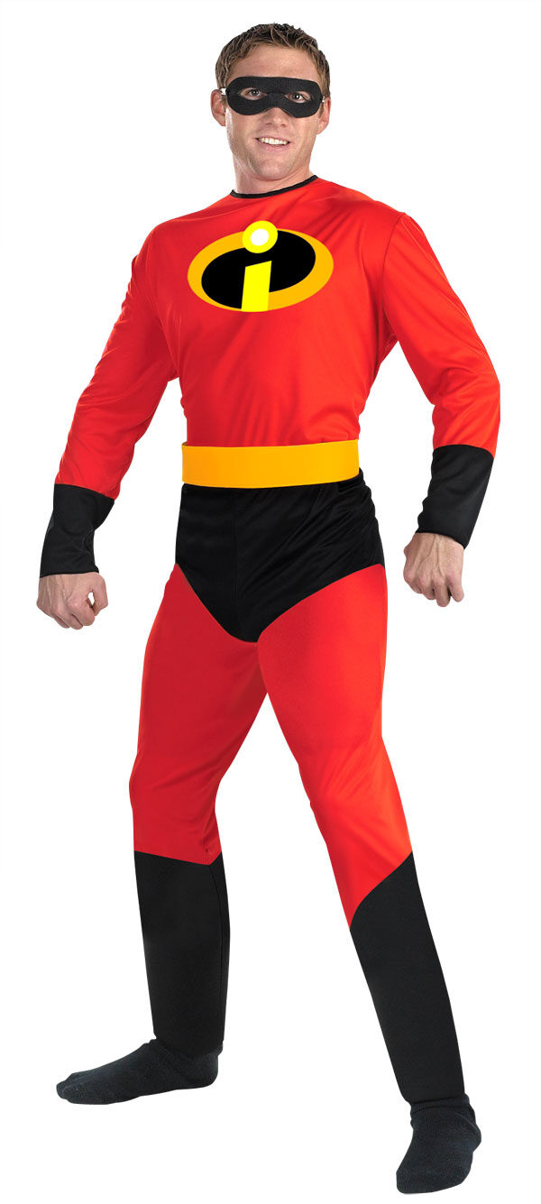 Mr Incredible Adult Costume 64