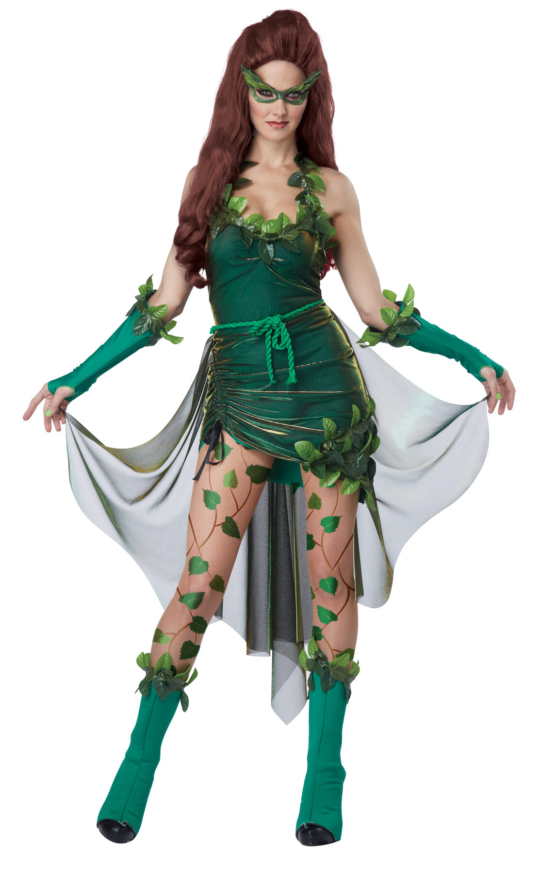sexy lethal beauty green fairy costume mr costumes - Green Fairy Halloween Costume
