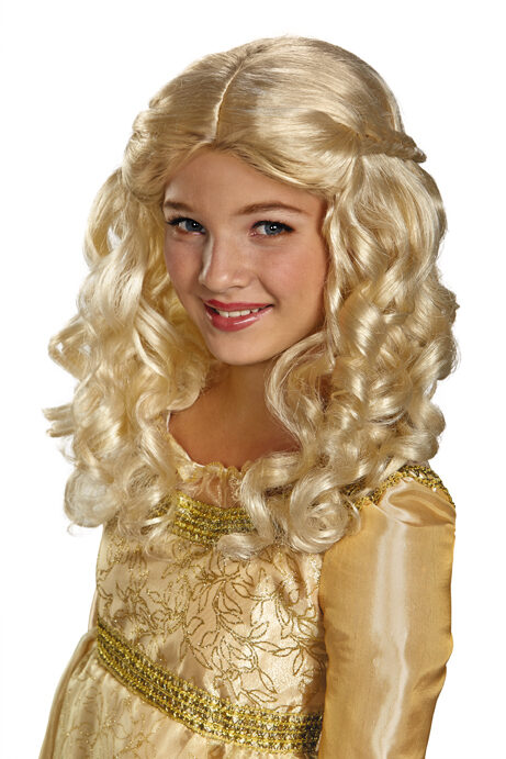 Princess Wig Child 96