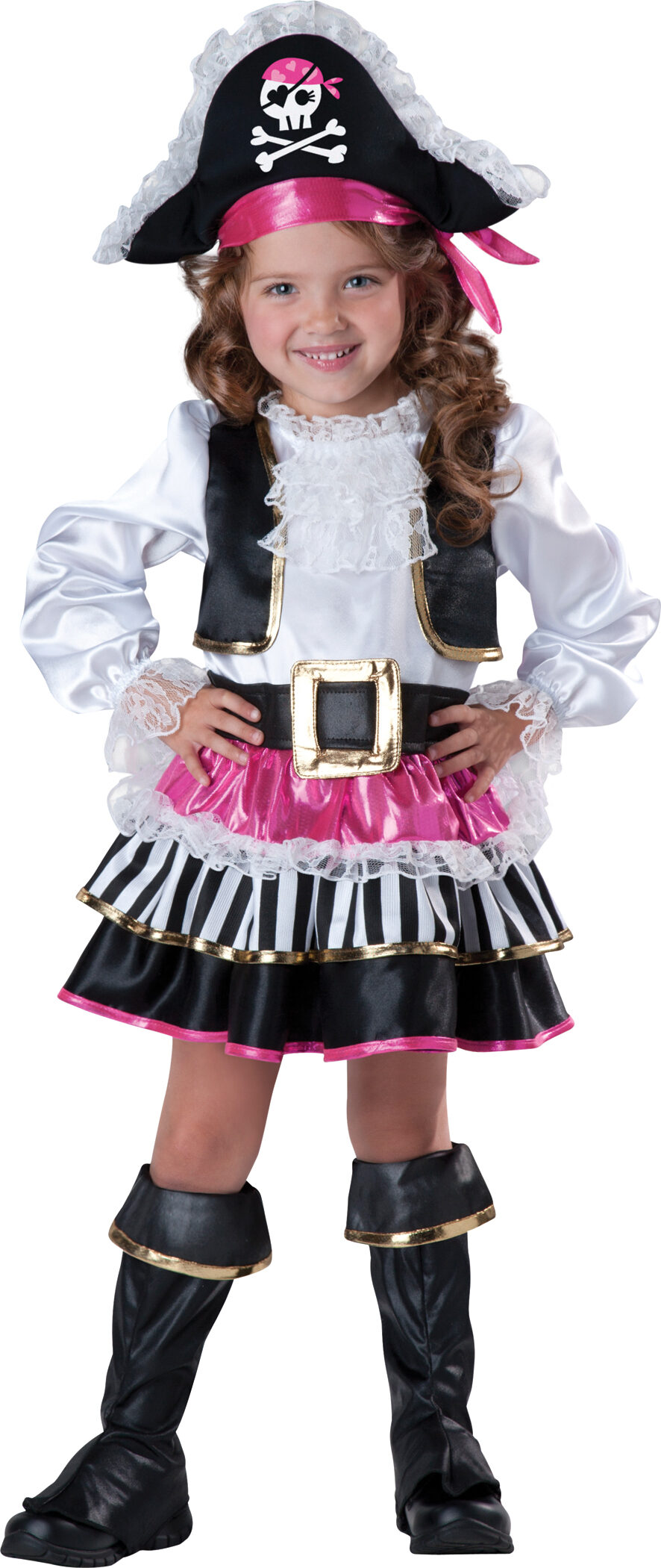 sc 1 st  Mr. Costumes & Precious Pirate Girl Kids Costume - Mr. Costumes