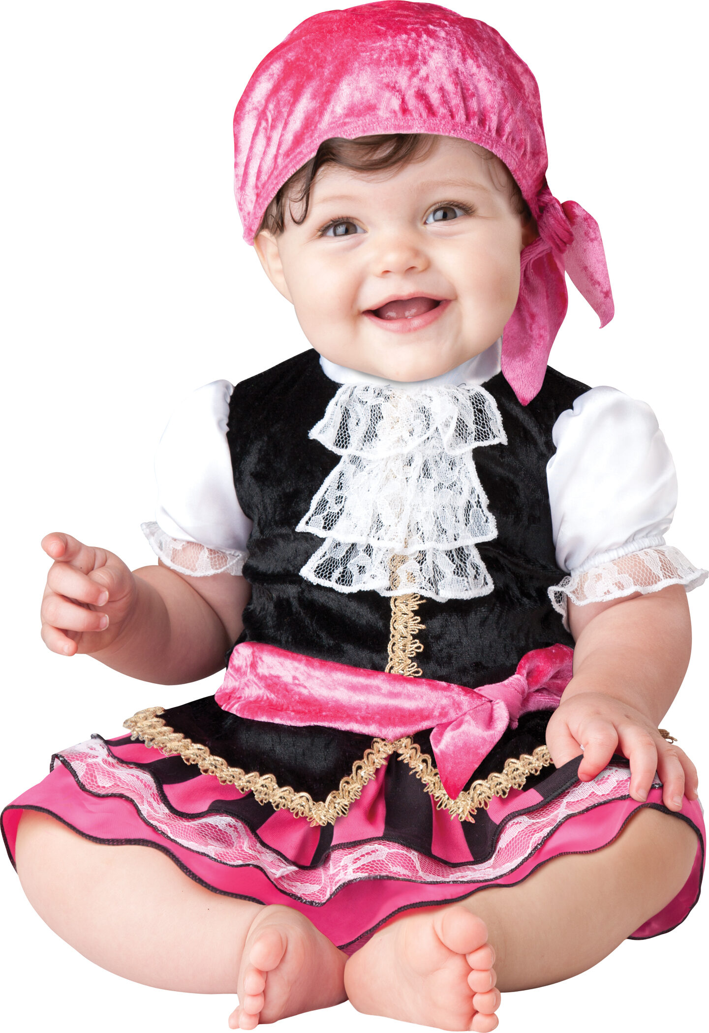Pretty Little Pirate Baby Costume Mr Costumes