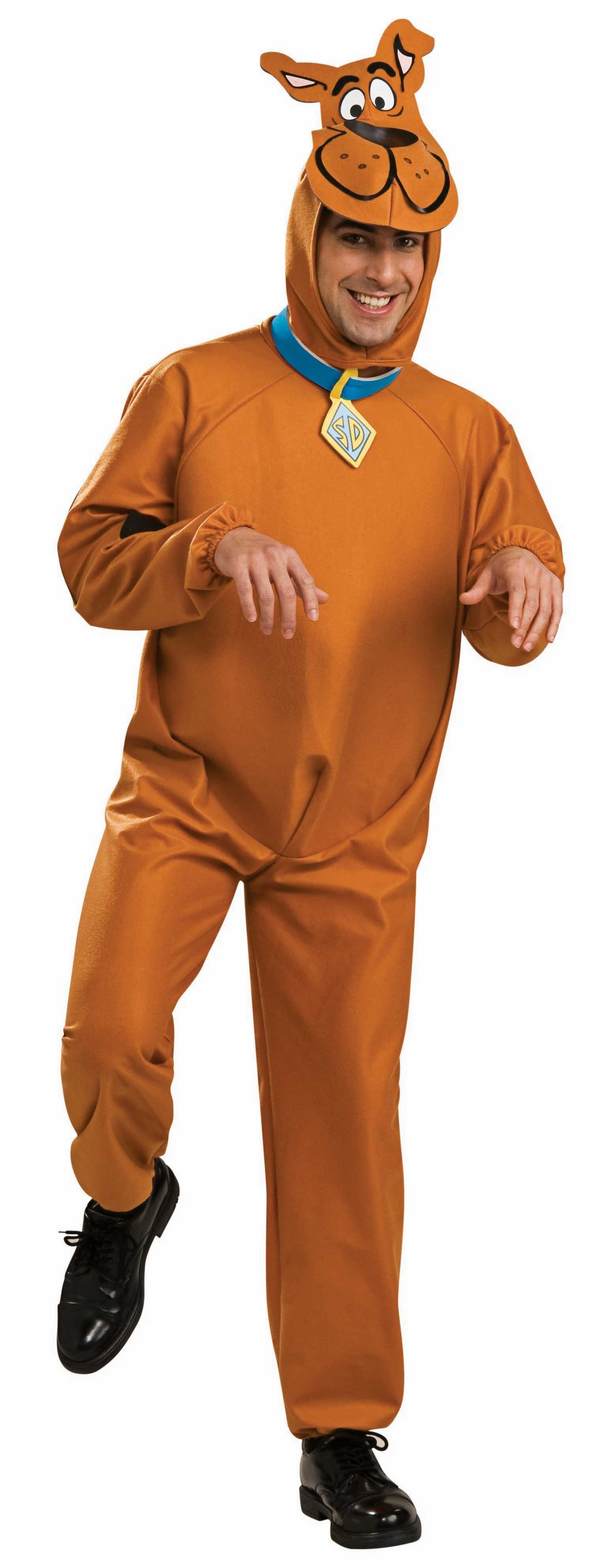 Mens Scooby Doo Adult Costume Mr Costumes