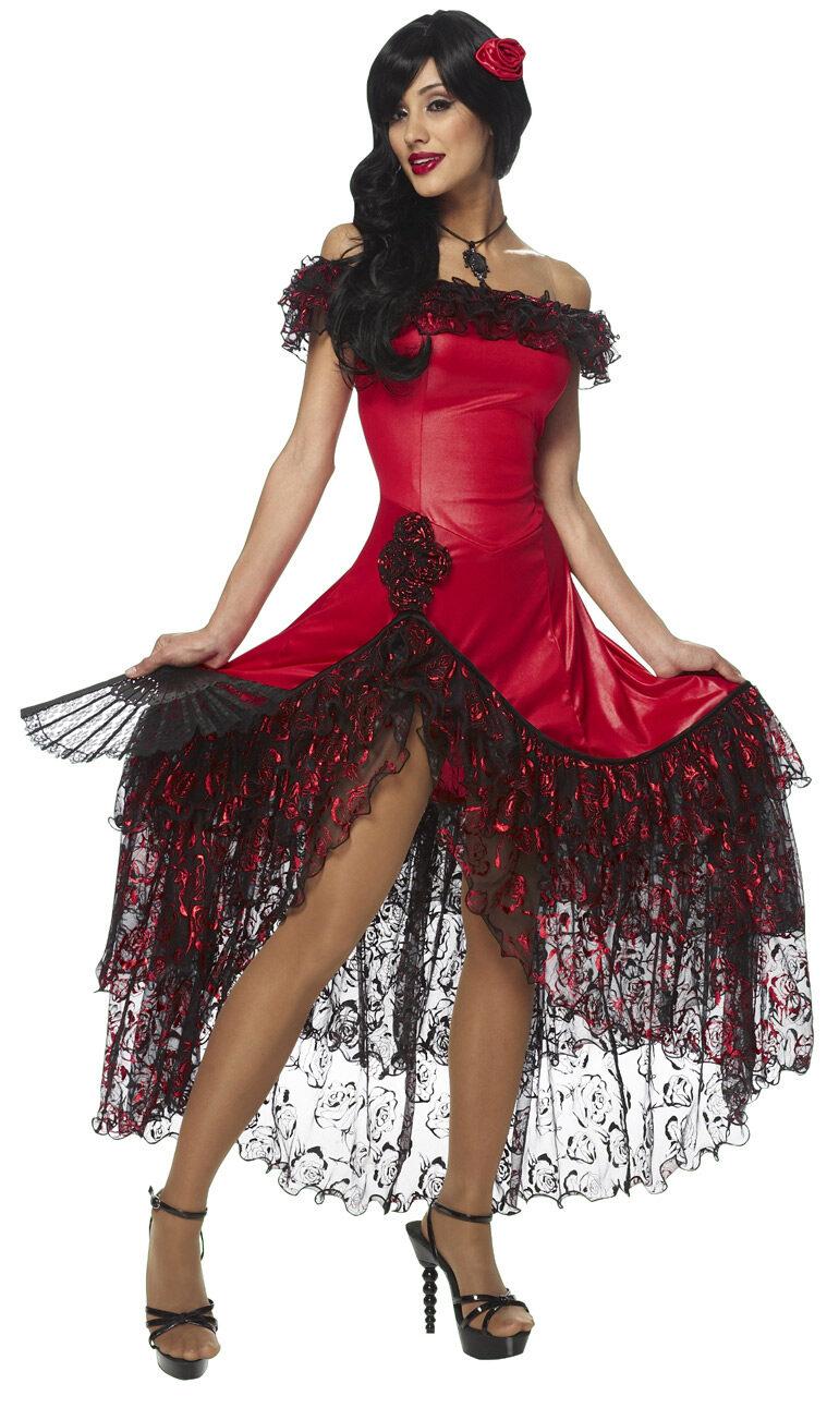 Sexy Mexican Senorita Costume - Mr. Costumes