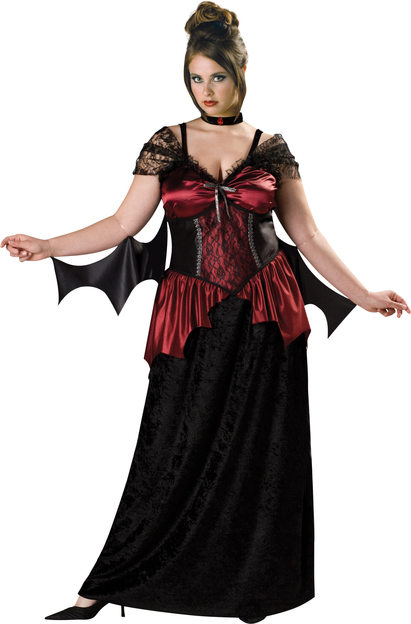 Plus Size Vampire Costumes - Mr. Costumes
