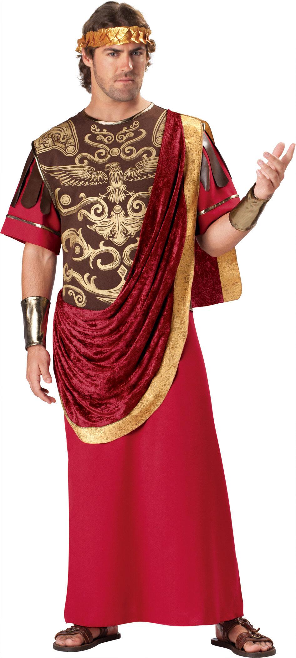 Mens Julius Caesar Roman Adult Costume Mr Costumes