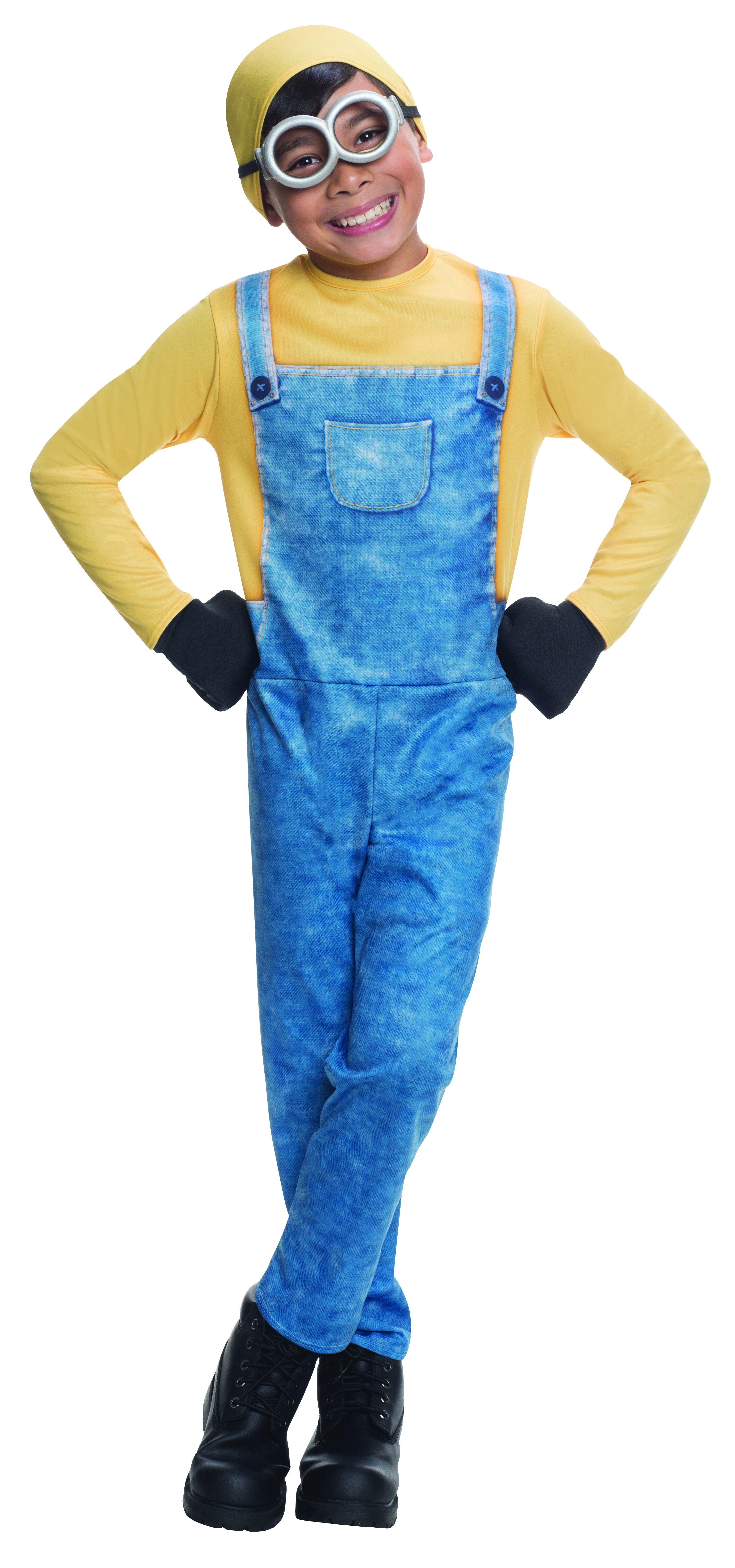 Toddler Minion Halloween Costume