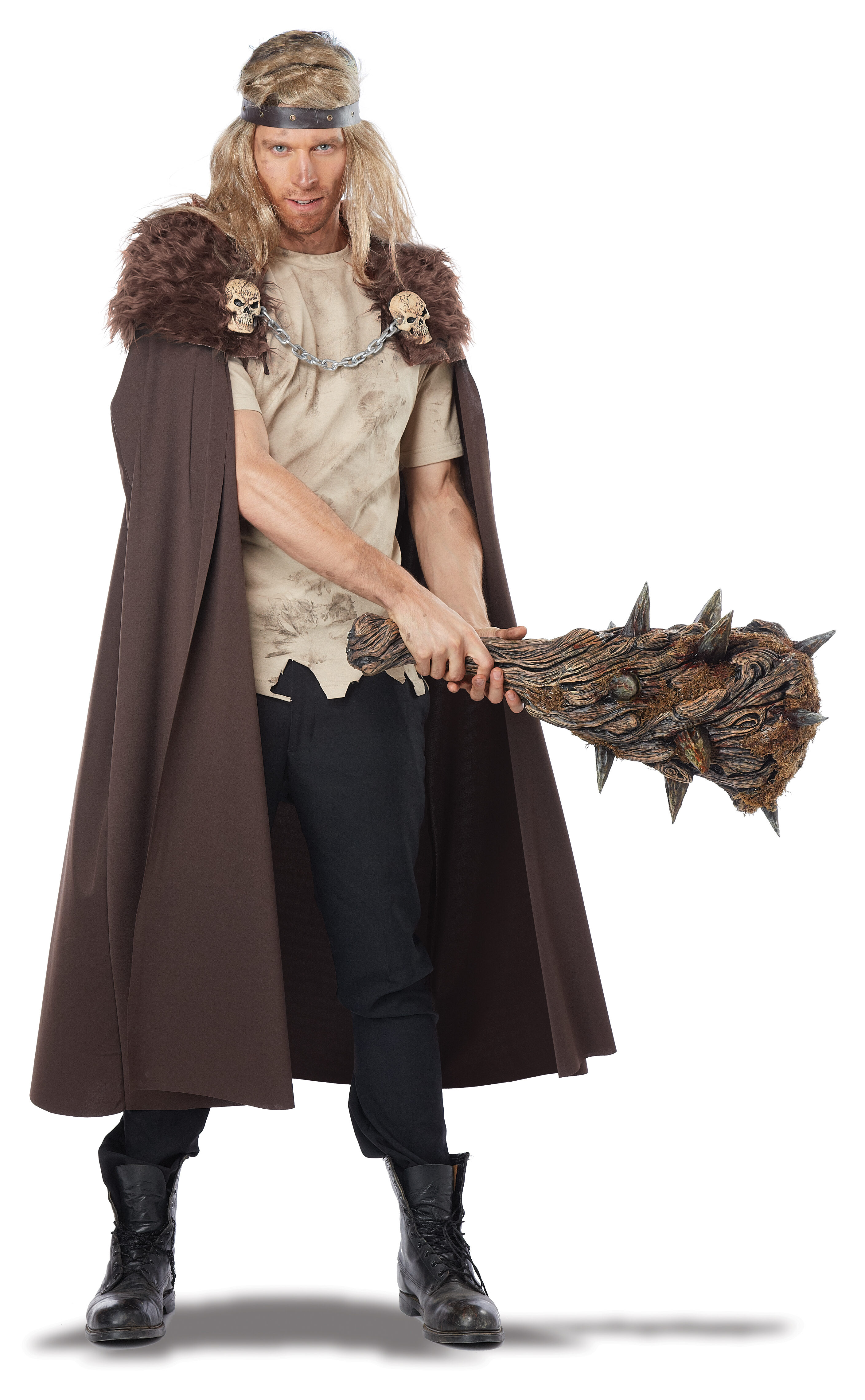 Warlord Cape Adult Costume  sc 1 st  Mr. Costumes & Viking Costumes - Mr. Costumes