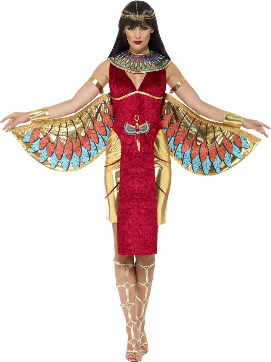 Egyptian Goddess Isis Adult Costume - Mr. Costumes