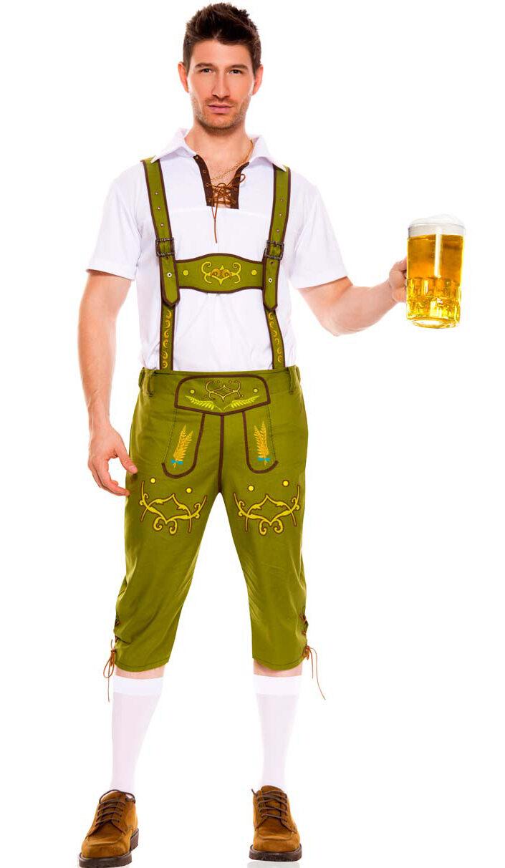 Mr. Oktoberfest Adult Costume - Mr. Costumes