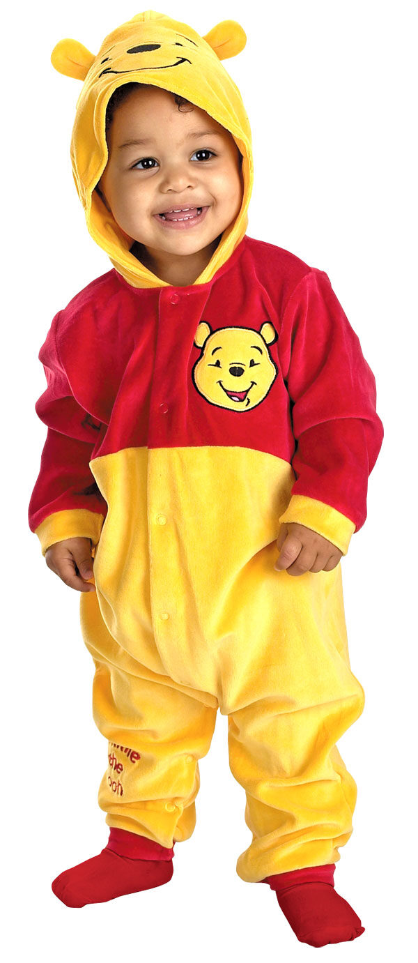 winnie the pooh baby costume mr costumes. Black Bedroom Furniture Sets. Home Design Ideas