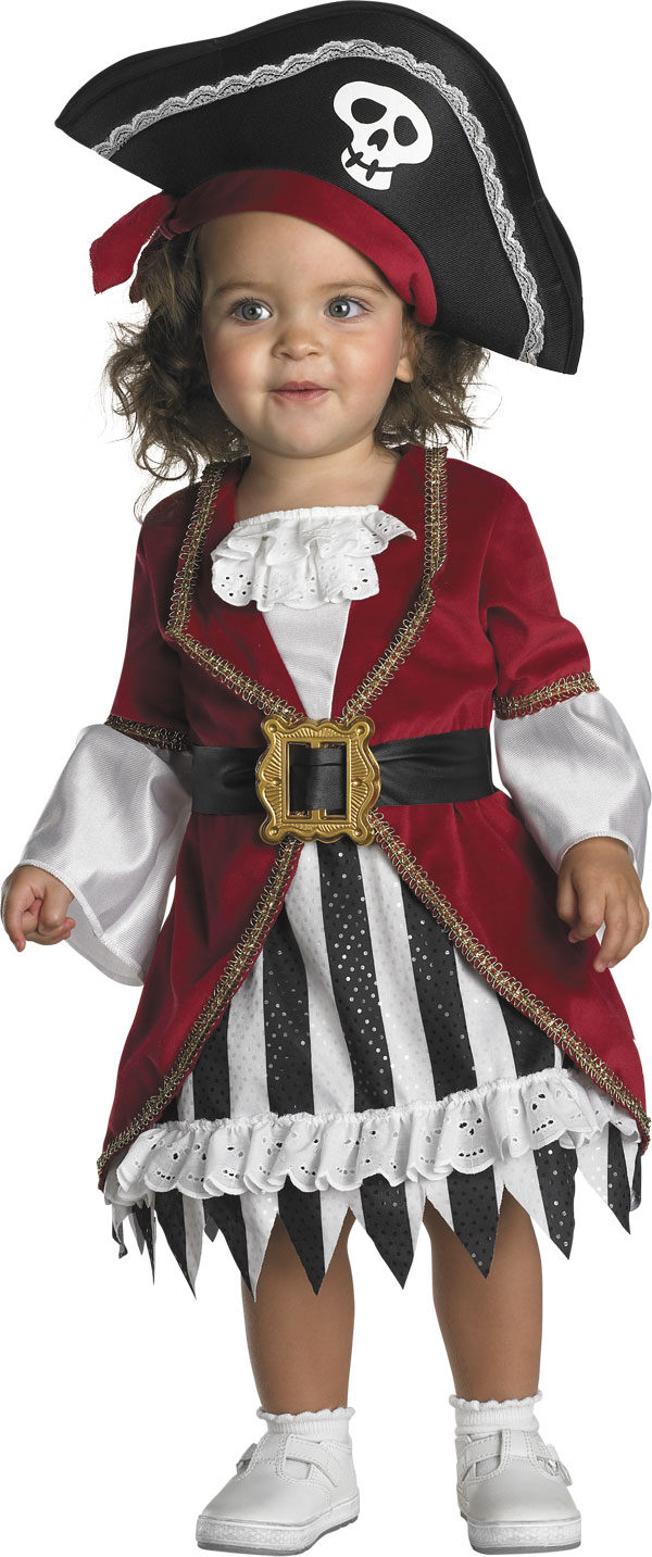 Pirate Princess Baby Costume Costumes