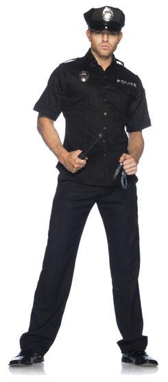 Cuff em Mens Police Costume