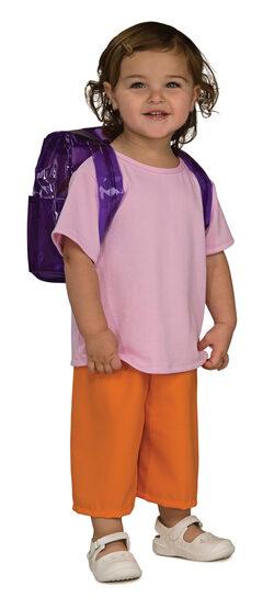 Dora The Explorer Toddler Costume