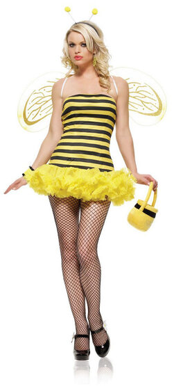 Leg Avenue Sexy Honey Bee Costume