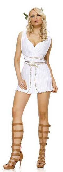 Leg Avenue Sexy Greek Goddess Costume