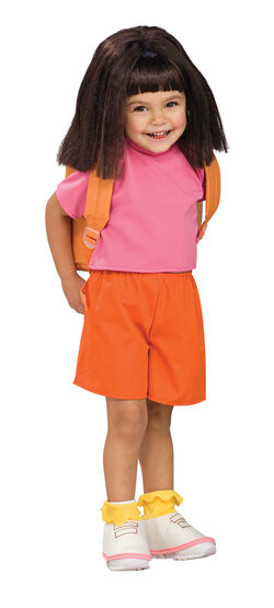 Dora The Explorer Wig - Child