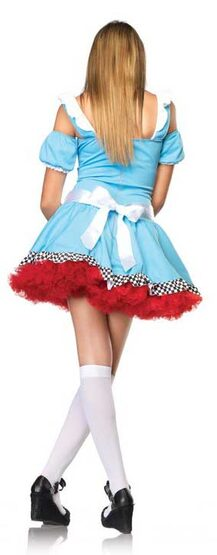 Teen Sweetheart Alice Costume