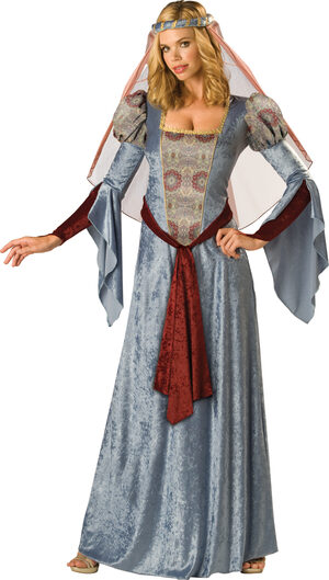 Maid Marian Womens Adult Costume