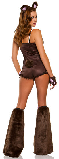 Sexy Cuddly Teddy Bear Costume
