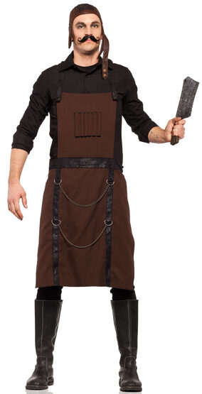 Chopping Block Butcher Adult Costume