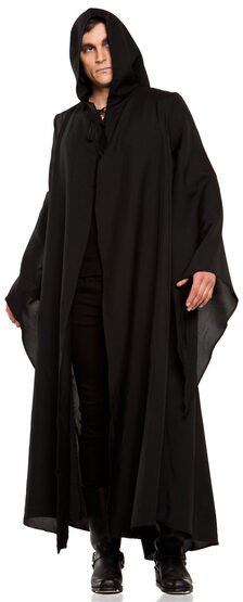 Black Hooded Soul Collector Adult Costume