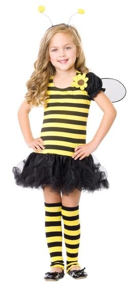 Kids Sweet as a Honey Bee Costume