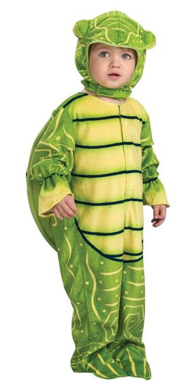 Baby Little Turtle Toddler Costume