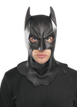 Deluxe Full Adult Batman Mask