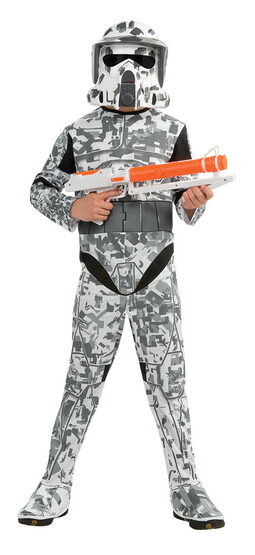 Star Wars Art Trooper Kids Costume
