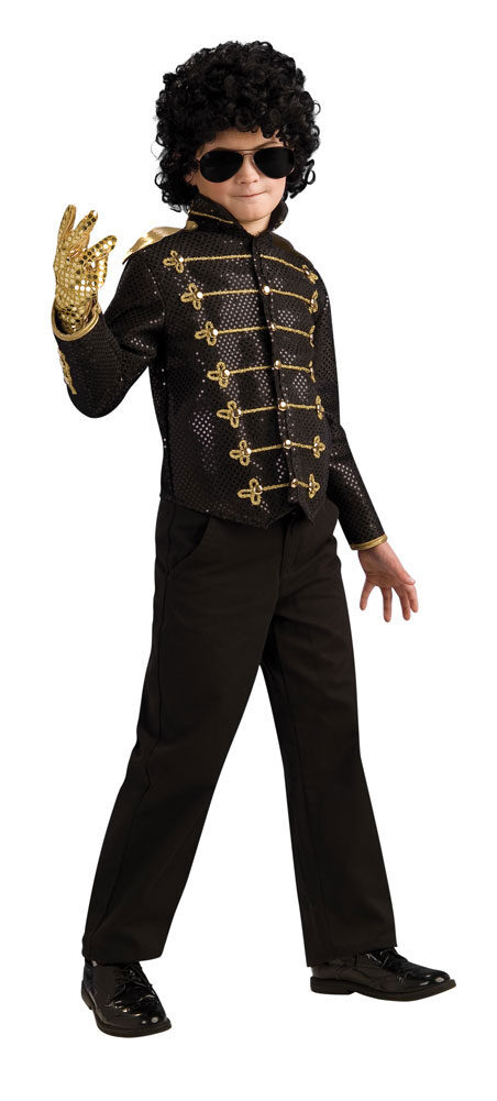 Kids Deluxe Michael Jackson Bad Costume  sc 1 st  Mr. Costumes & Kids Deluxe Michael Jackson Bad Costume - Mr. Costumes